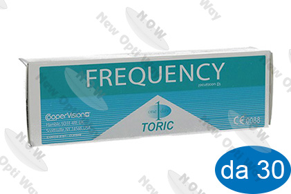 Frequency 1 DayBiomedics Torica