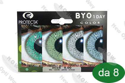 Byo 1 Day ColorM i x
